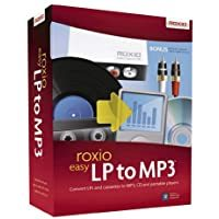 Roxio Easy LP to MP3 life time