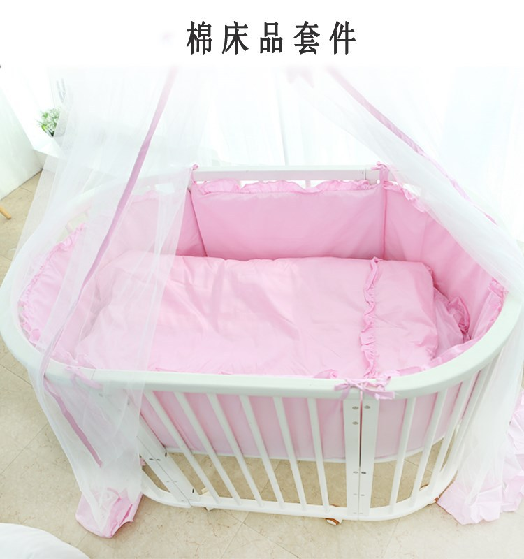 Baby Bed Bassinet Baby Essentials Pine Cribs For Babys Newborn
