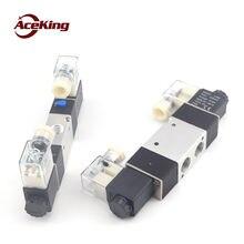 3v120/220/320/420 на три порта двухпозиционная электромагнитный