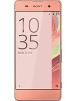 Sony Xperia XA, Gold Color Pink (Rose Gold), GB 16 de Memoria interna, 2gb Ram, screen's 5 , Camera Main