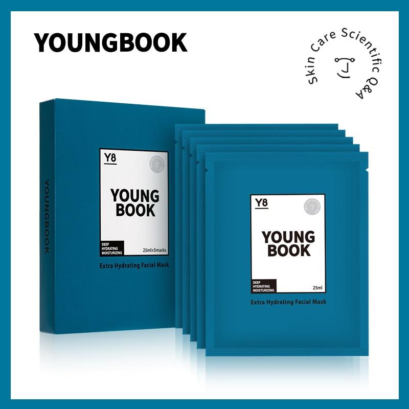 YOUNGBOOK Экстра увлажняющая питает и увлажняет кожу, усиливает ее эластичность, успокаивающий отбеливание и осветление глубокое наполнение в ...