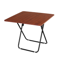 Folding Dining Table Dining Table Home Small Apartment Round Table Generous Table Simple