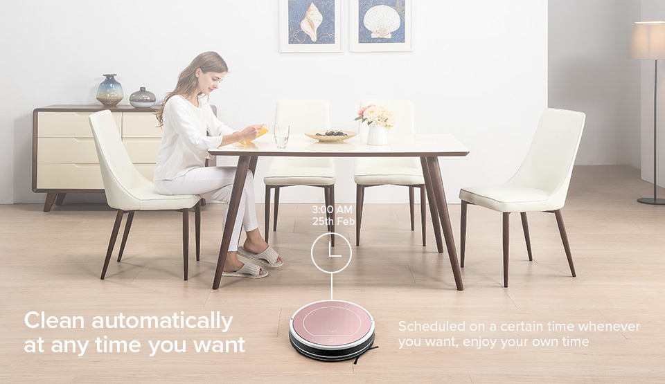 H740b23789d4f480aa443980b0fbe2dcaD ILIFE V7s Plus Robot Vacuum Cleaner Sweep and Wet Mopping Disinfection For Hard Floors&Carpet Run 120mins Automatically Charge