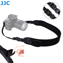 JJC Adjustable Quick Release Comfy Camera Shoulder Neck Strap for Nikon Z6 Z7 P1000 D7500 D5600 Canon EOS R 5DM4 80D 77D 70D T7i