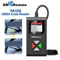 Проверка кода ошибок двигателя, новинка, автомобильный тестер YA102 12 В, OBD 2, сканирующие инструменты, многоязычный, бессрочный, бесплатное обн...