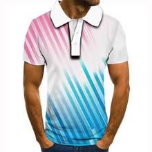 2021Polo shirt men's casual short-sleeved Polo shirt Camisa Polo shirt men's brand shirt Animal polo homme