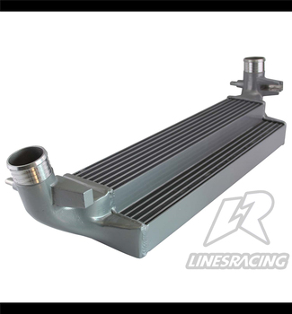 Competition Tuning Intercooler EVO1 Fits For Audi S1 2.0TSI Silver /Black