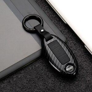 ABS пластиковый чехол для автомобильного ключа для Nissan 370Z Altima GT R Maxima Murano Rogue Sentra Auto KeyShell
