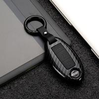 Abs plástico caso chave do carro capa para nissan 370z altima gt r maxima murano rogue sentra auto keyshell|Estojo de chaves p/ carro| |  -