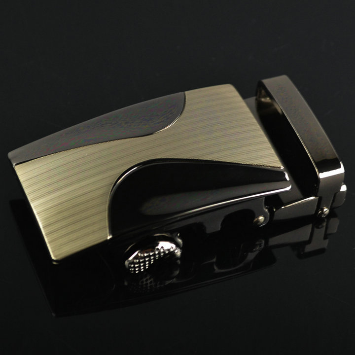 Belt Buckle Business Casual Men's Belt Automatic Buckle