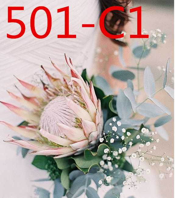 Bride Married All Kinds Of Holding Flowers 3205 AUDI-501