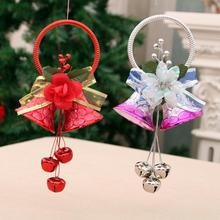 цена на GloryStar Christmas Bells Hanging Christmas Tree Ornaments Christmas Decorations Christmas Tree Decorations