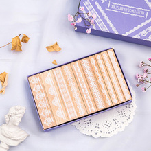 Flowers Lace Wooden Rubber Stamp for Scrapbooking DecoDIY Craft Standard Wooden Stamps