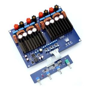 Image 4 - Tas5630 2.1 High Power Digital Power Amplifiers Board Hifi Class D Audio Opa1632 600W + 2 x 300W Dc48V