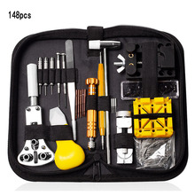 148 шт., набор инструментов для ремонта часов, отвертка для открывания часов, отвертка для снятия крепежа, набор инструментов для ремонта часов, пружинный инструмент для ремонта