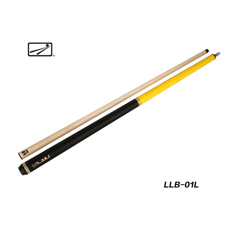 LALI bilard Punch Cue LLB-01L/LLB-03L 14mm końcówka 147cm długość 2 kolory opcja profesjonalny wał klonowy północnoamerykański