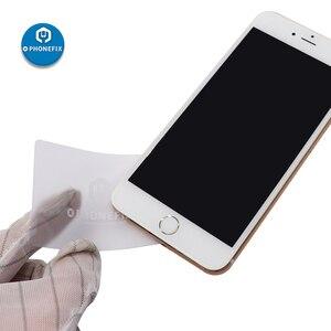 10 шт пластиковые карты мобильный телефон Pry открытие скребок ЖК-экран Открытие Инструменты для iPhone ремонт мобильных телефонов планшеты ...