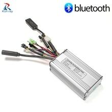 Контроллер для электровелосипеда KT, с Bluetooth, 36 В, 48 В, 15 А, 22 А