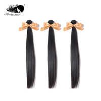 MOCHA Hair Straight Hair 8 28 10A Brazilian Virgin Hair Natural Color 100% Unprocessed Human Hair Extension Free Shipping