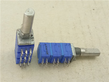 3pcs for Korea KIE 9011 six joint potentiometer B500K / Handle length 20MMF image
