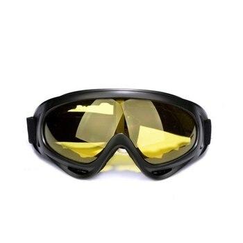 X400 Bril Motorfiets Bril Off-Road Rijden Bril Lassen Anti-Impact Tactische Bril Wind Shield