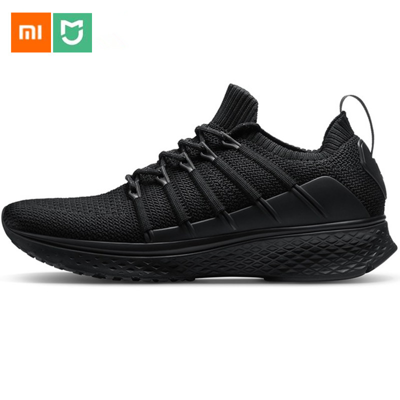 Original Xiaomi Mijia Sneakers 2 men Sports Outdoor Shoes sneaker Elastic Breathable Knitting Vamp Running Shoes|Running Shoes| |  - AliExpress