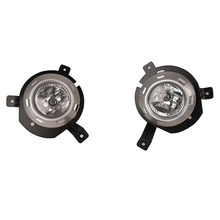 Suitable For Mitsubishi TRITON L200 2008 Front Bumper Fog Lamp With Switch Wire Group Fog Lamp Frame Bulb 9006 12v 51w