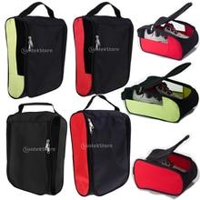Дорожная сумка для обуви, водонепроницаемая сумка для хранения обуви для гольфа, чехол для хранения, сумка-тоут