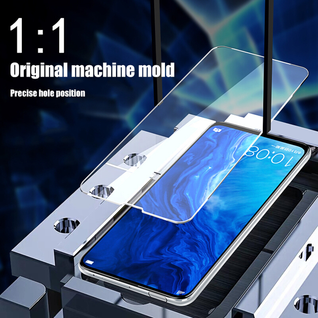 4Pcs Full Cover Tempered Glass For Huawei P30 P40 Lite E P20 Pro Screen Protector Protective For Mate 20 30 Lite P Smart Z Glass 3
