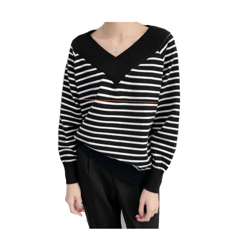 Knitted Maternity Nursing Sweaters Loose Breastfeeding Shirt Clothes for Pregnant Women  Nursing Sweater