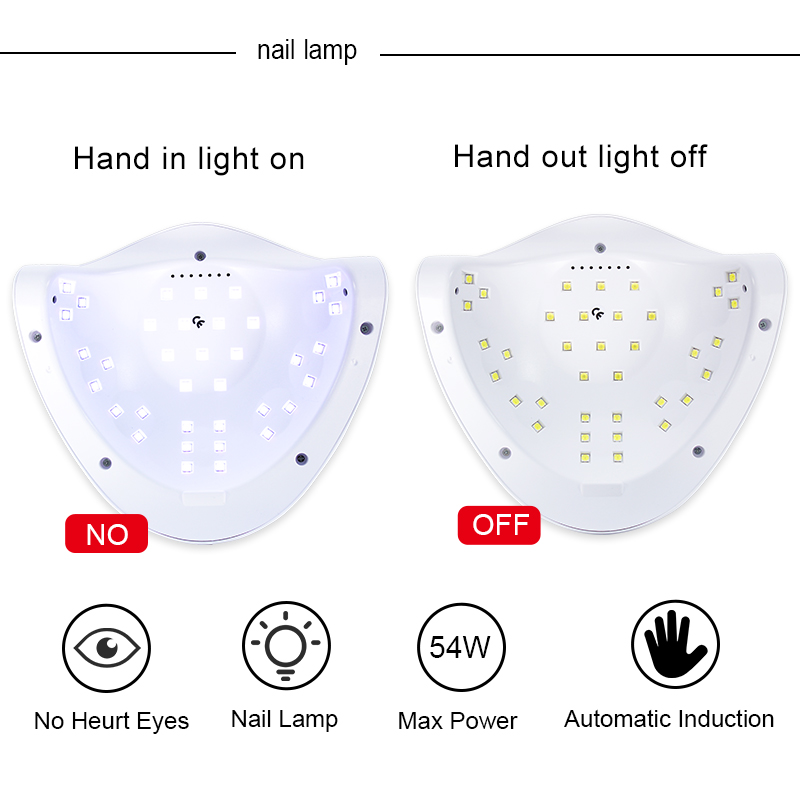 UV Lamp, automatic induction lamp