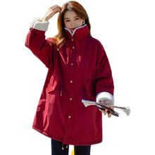 Зимняя куртка с хлопковой подкладкой lingwave подкладка из овечьей