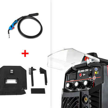 small welding machine MMA MIG MAG 200A Inverter Welding Machine Electrode tig machine With Stable Function