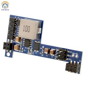Image 4 - PoE Welt Raspberry Pi 4 4B 3B + 3B Plus Power Over Ethernet PoE HUT IEEE 802,3 af DC 5V 2A