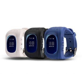 Q50 GPS Смартфон ребенка Часы Дети ребенок Малыш дети Наручные Часы GSM GPRS GPS Локатор Трекер Анти-Потерянный Smartwatch ребенок часы дети часы с gps час...