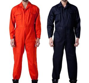 Image 3 - עבודה סרבל אחיד/כולל אחיד עבור productionworker נוח כותנה עבודה מדים Workwear טכנאי תיקון אוטומטי