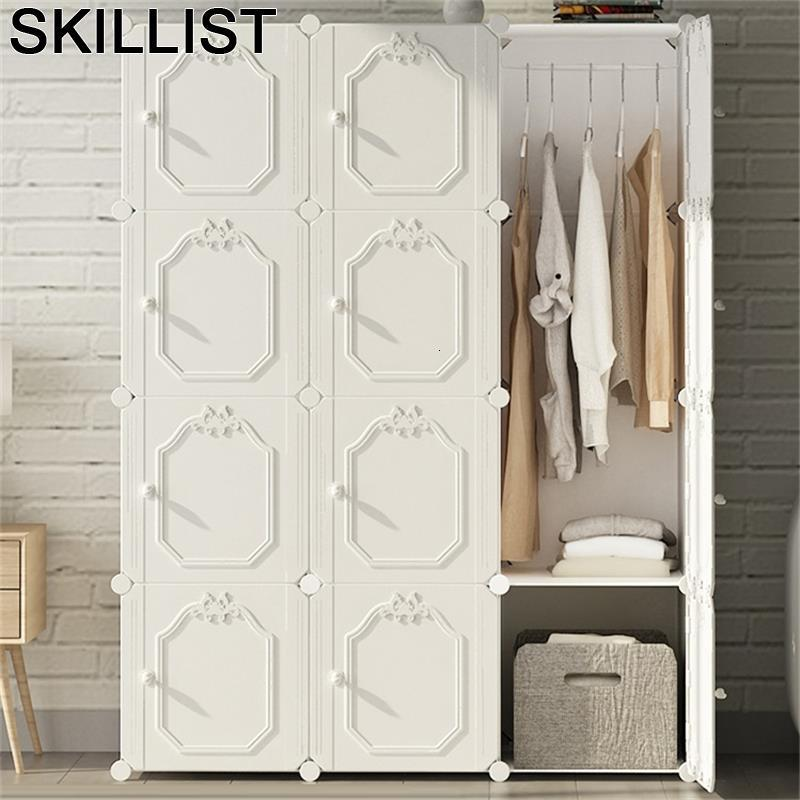 Mobili Rangement Chambre Kleiderschrank Armario Tela Meble Dresser Bedroom Furniture Guarda Roupa Mueble Cabinet Wardrobe