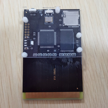Bricolage 500 en 1 PCE Turbo GrafX cartouche de jeu pour pc moteur Turbo GrafX carte de Console de jeu