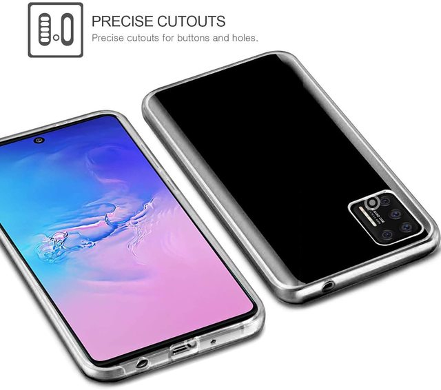 New 360 Shockproof Case for Samsung Galaxy S21 Ultra S20 S10 S10E S9 S8 Plus S7 Edge A02S A12 A32 A42 A52 A72 A21S M31S Cover 2