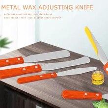 Stick Spatula Hair-Removal Depilatory Cream Waxing Wood-Handle Beauty-Bar Metal Wax-Adjustment-Knife