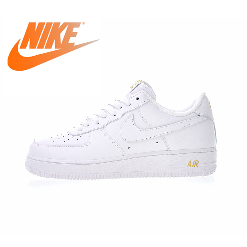 Original Authentic Nike AIR FORCE 1 AF1 Men's Skate Shoes Outdoor Fashion Classic Sports Shoes Comfortable New AA4083-102