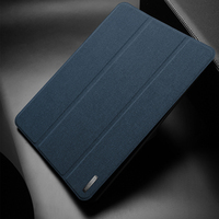 Dux Ducis Fabric Leather Case For Samsung Galaxy Tab S6 Luxury Ultra Thin Stand Flip Cover For Samsung Galaxy Tab S6 10.5 Case