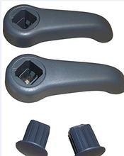 2 X paire de leviers ou poignées de Siège, inclinaison Droite et Gauche