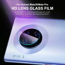 Newly 2.5D Phone Back Camera Lens Protective Film 9H Hardness Glass For Huawei Mate30 / Pro(China)