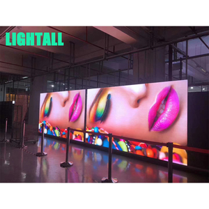 Наружный P4.81 SMD1921 RGB светодиодный дисплей 500x500 мм литье под давлением алюминиевый шкаф полноцветный светодиодный экран для сценического про...
