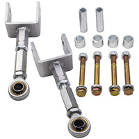 Rear Upper Double Adjustable Control Arms For Ford Mustang 79-04 Steinjager