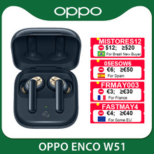 OPPO Enco W51/ W31 TWS słuchawki Bluetooth 5.0 bezprzewodowe słuchawki dla Reno 4 SE Pro 3 znajdź X2 Pro ACE 2