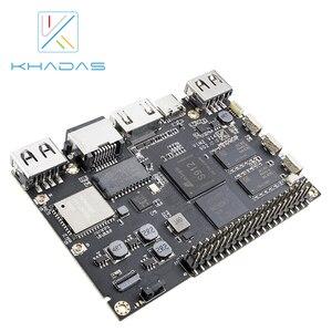 Image 4 - Khadas MIMOx2 と VIM2 基本強力なシングルボードコンピュータオクタコア wifi AP6356S wol amlogic S912 diy ボックス