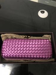 2019 hoge kwaliteit geweven zak geweven cosmetische tas geweven handtas