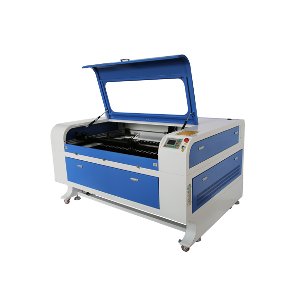 Laser Engraving 1390 Ruida W4 Reci Up And Down Honeycomb Table And Cutting Blade  Laser Cutting Machine